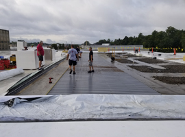 Reroofing and Roof Repair