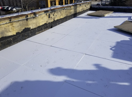 Tapered Roof Insulation