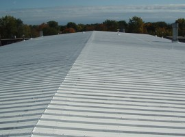 Low Slope Roofs
